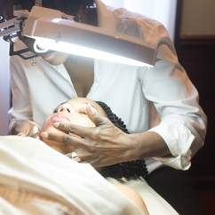 Hand and Facial Treatments